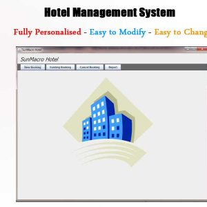Java Hotel Management project