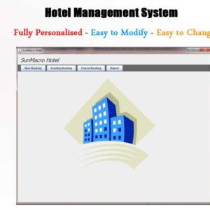 Java Hotel Management project